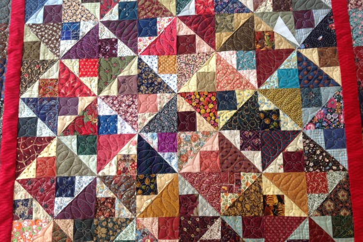 Charity quilt 1