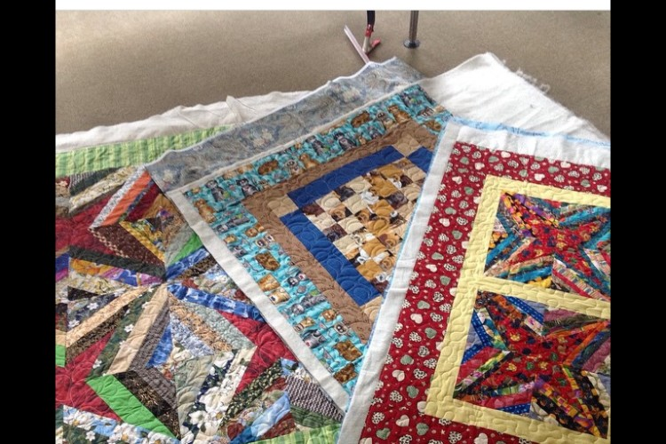 charity quilts 10,11,12