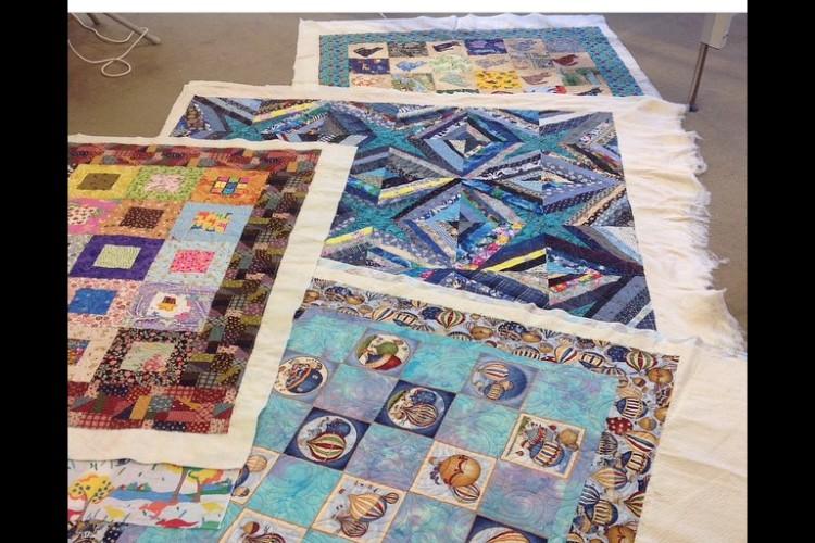 charity quilts 13,14,15,16