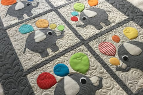 Leanne's Baby Quilt