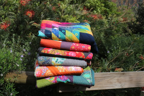 My Quilts on Retreat